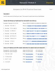 IP Address Practice with Answers.pdf