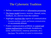 2-11 cybernetics in history and feedback