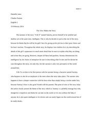an analysis of the anti hero of sammy ap by john updike