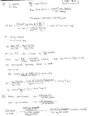 Solutions to Problem Set #3