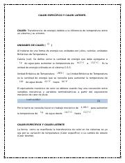 CALOR ESPECIFICO Y CALOR LATENTE.docx