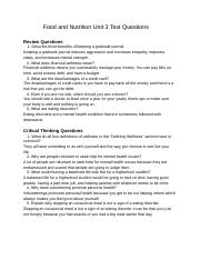 Food and Nutrition Unit 3 Text Questions.docx