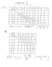 MATH 80220 Fall 2013 Chapter 6 Homework Assignment Solutions