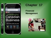 Mgmt 1281 Chapter 17