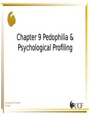 types of pedophiles the mysoped have an explicit desire to  31 pages criminal profiling pedophilia 1