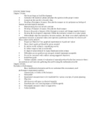 SYS2001 Chapter 3-4 Notes