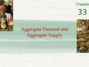 chapter 30 ppt Aggregate Demand and Supply