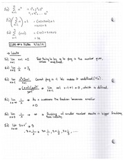 Lecture 5 Notes 5 and CLAS 4 Notes 1