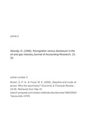 references for gas paper
