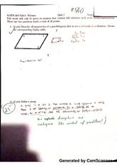 Abstract Algebra Quiz 1