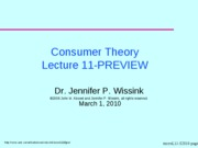11-elasticity to consumer theory jpw