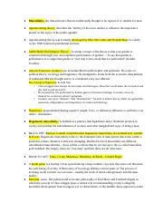 Hilary Golston Notes