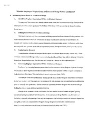BCOMM 3350 EXECUTIVE SUMMARY LAYOUT ASSIGNMENT