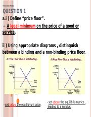 Business Economics Presentation Tutorial 2 Combination Pptx