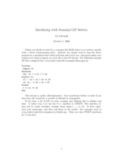 CS149-Notes-7-interfacing