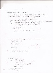 Worksheet #1 with Answers
