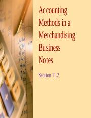 2. Accounting procedures for a merchandising business_11.2 - Copy.pptx