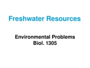 15-Freshwater Resources