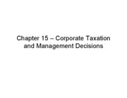 15_Corporate_Taxation_and_Management_Decisions