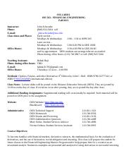 Syllabus-Financial Engineering ISE 563-Fall 2013 v2.docx