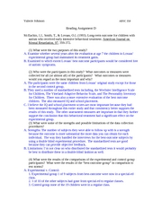 QuestionsAssignD 08 with answers