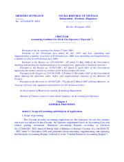 "Circular  107 - Accounting Guidance for Oil & Gas Operator (""Operator"") - E.pdf"