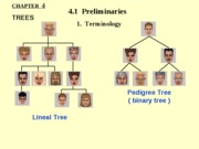 DS-chapter4(Binary Tree)