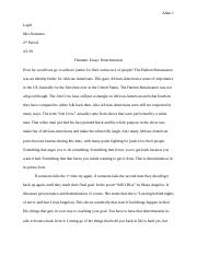 Thematic Essay.docx
