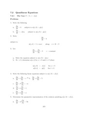 Differential Equations Lecture Work Solutions 245