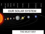 Our Solar System (1)