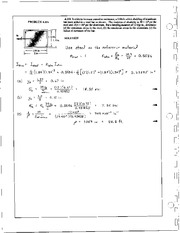 476_Mechanics Homework Mechanics of Materials Solution