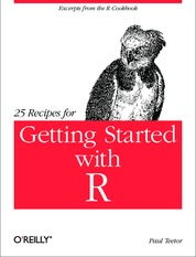 Getting Started with R - Paul Teetor