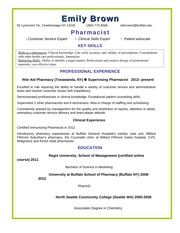 business plan resume
