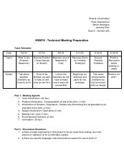 HW#10 - Technical Meeting Preparation.pdf