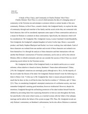 Ambitious essay