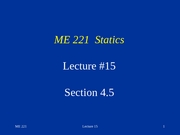 Lecture 15 sect 4.5