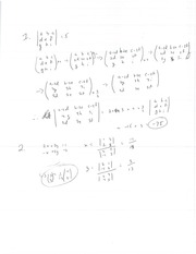 MATH 2120 Fall 2014 Quiz 7 Solutions