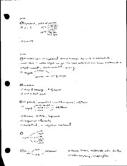 AP Stat Problem Set 6 Answers