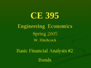 Lecture - 7 Basic Financial Analysis Part 2