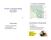 Biology Lecture 13