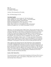 Unit Four-Mus 116 Classical Era Lecture-Summer 2014 (1)