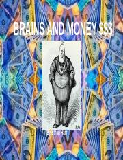 Brains and Money - Ethan Harr.pptx