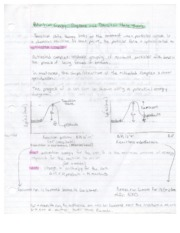 Potential Energy Notes