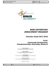 Binus Business School Undergraduate Program International Business Management Course Hero