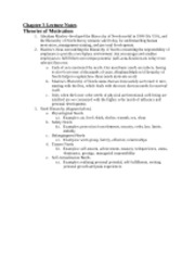 HRM 1101 Chapter 3 lecture notes