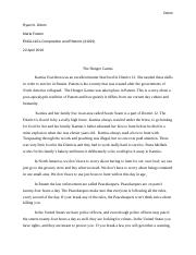 ENGL1101 RESEARCH PAPER