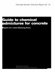 []_Guide_to_chemical_admixtures_for_concrete(BookZZ.org)