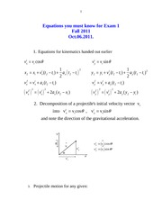 Equations_you_must_know_for_Exam_1.Fall_2011.
