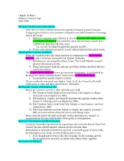 ch25 notes
