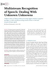 speech recognition unknown unknowns.pdf